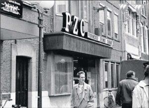 Het PZC-pand aan de Walstraat in Vlissingen