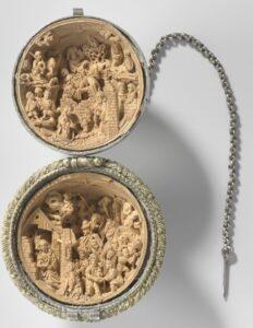 Gebedsnoot, collectie Rijksmuseum